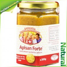 ApiSan Forte mix natural de ingrediente apicole crude 300 gr