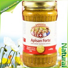 ApiSan Forte mix natural de ingrediente apicole crude 400 gr