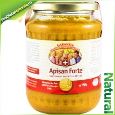 ApiSan Forte mix natural de ingrediente apicole crude 750 gr