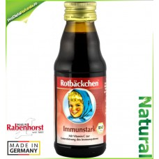 "Suc ,,IMUNITATE BUNA"" formula germana Rabenhorst 125 ml"