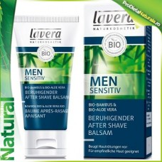 After Shave LAVERA balsam calmant dupa ras 50 ml