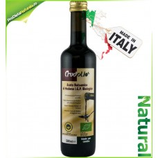 Otet Balsamic Autentic de Modena 100% Natural cu Must 0.5 L