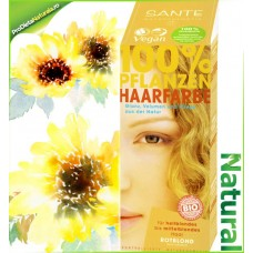 Sante BLOND Strawberry Vopsea de par BIO NATURALA din plante