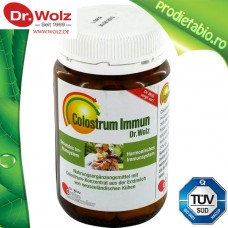 Colostru + Acid Folic Dr. Wolz pt IMUNITATE 125 cp