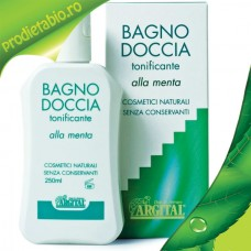 Gel Dus/Baie Revigorant si Tonifiant cu Menta 250ml