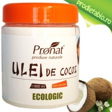 Ulei (unt) de Cocos BIO Multiple Intrebuintari 500 ml