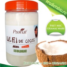 Ulei de Cocos BIO Multiple Intrebuintari 750ml